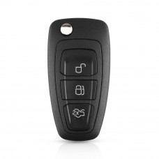 FORD 3 BUTTON FLIP CASE TRANSIT/ FOCUS NO BLADE INCLUDED
