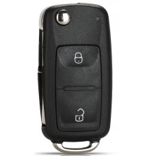 VW 2 BUTTON REMOTE CASING NEW STYLE S-HU66